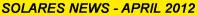 Solares News