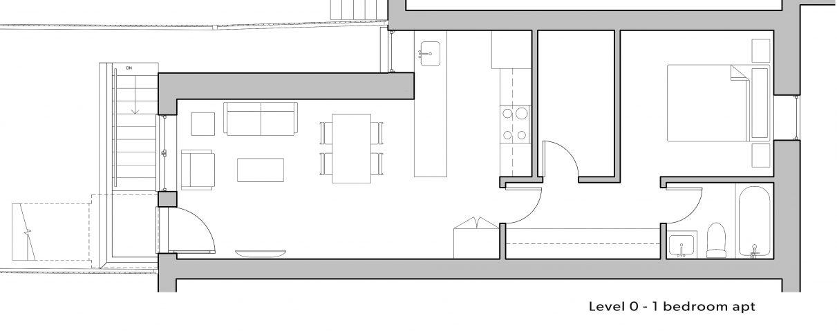 1_Level-0 floorplan