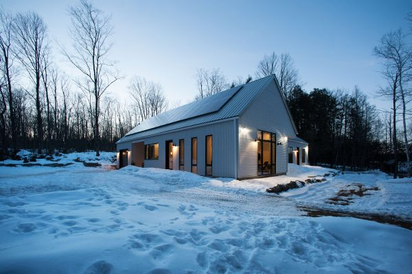 Kawartha Highlands Net-Zero House