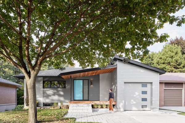 Etobicoke Mid-Century Modern House